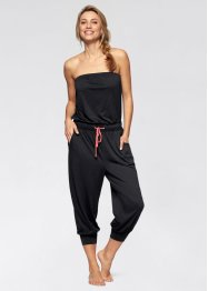 Bandeau-Overall, bpc bonprix collection, schwarz