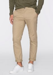 Hose Slim Fit Straight, RAINBOW, beige
