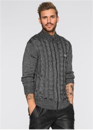 Strickjacke Slim Fit, RAINBOW