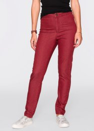 High Waist Skinny Jeans, RAINBOW