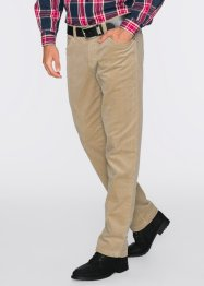 Thermo-Stretchcordhose Regular Fit Straight, bpc bonprix collection