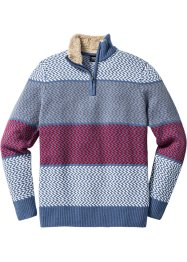Troyer-Pullover Regular Fit, bpc bonprix collection