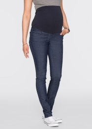 Umstandstreggings Skinny mit Super-Stretch, bpc bonprix collection, dunkelblau