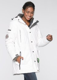 3in1-Funktions-Outdoorjacke, bpc bonprix collection, wollweiß