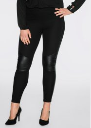 Leggings, BODYFLIRT, grau meliert