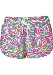Strandshorts, bpc bonprix collection, bunt bedruckt