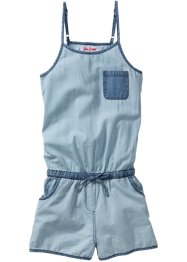 Denim Jumpsuit, John Baner JEANSWEAR, lightblue bleached