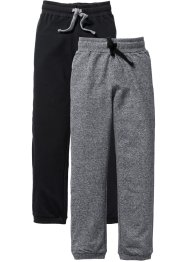 Jungen Sweathose (2er-Pack), bpc bonprix collection
