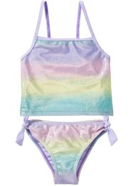 Bikini Mädchen (2-tlg. Set), bpc bonprix collection, rosa