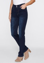 Gerade Push-up Stretchjeans, bpc bonprix collection