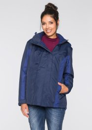 3-in-1 Funktionsjacke (mit Fleecejacke & Einsatz), bpc bonprix collection