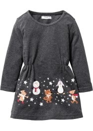 Weihnachtliches Shirtkleid, bpc bonprix collection
