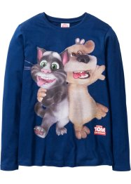 """TALKING TOM AND FRIENDS"" Langarmshirt, Talking Tom and Friends, dunkelblau"