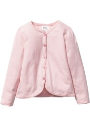 Shirtjacke, bpc bonprix collection, zartrosa