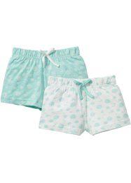 Jersey Shorts (2er-Pack), bpc bonprix collection