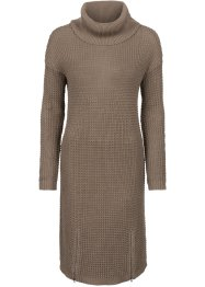 Strickkleid, BODYFLIRT, taupe