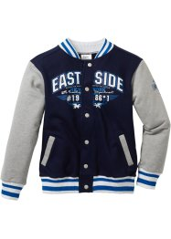 College Sweatjacke, bpc bonprix collection