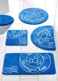 "Badematte ""Sailing"", bpc living, blau"