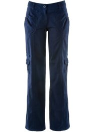 Cargohose, bpc bonprix collection, dunkelblau