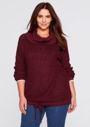 Pullover mit Kordelzug, bpc bonprix collection