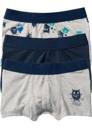 Boxershorts (3er-Pack), bpc bonprix collection