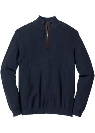 Troyer-Pullover Regular Fit, bpc selection