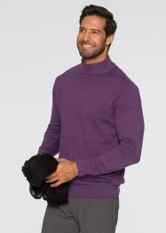 Stehkragenpullover Regular Fit, bpc selection