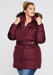Winter-Jacke, bpc bonprix collection, ahornrot