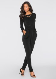 Jumpsuit, BODYFLIRT boutique, schwarz