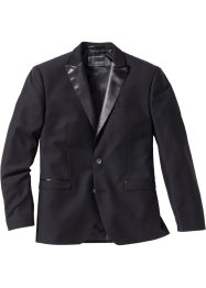Smokingjacke Regular Fit, bpc selection, schwarz
