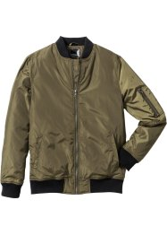 Indoor-Blouson Regular Fit, RAINBOW, oliv