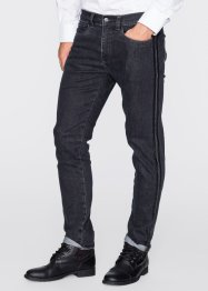 5-Pocket-Stretch-Jeans Slim Fit Straight, RAINBOW, anthracite denim