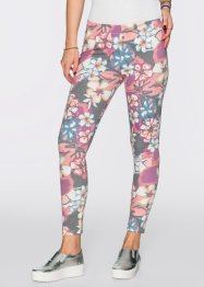 Leggings, RAINBOW, rosa bedruckt