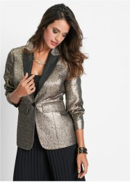 Blazer, bpc selection, goldfarben