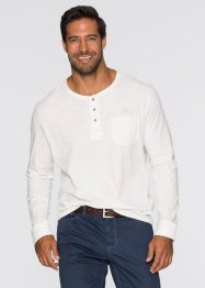 Langarmshirt Regular Fit, bpc selection
