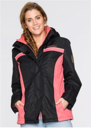 Funktions-Outdoorjacke, bpc bonprix collection, dunkeloliv