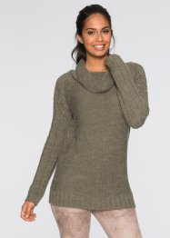 Strickpullover mit Applikation, BODYFLIRT