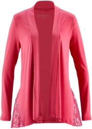 Shirtjacke mit Spitze, bpc selection