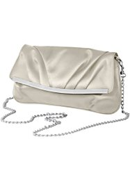 "Abendtasche/Clutch ""Rebecca"", bpc bonprix collection, creme"