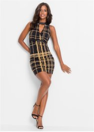 Kleid mit Muster, BODYFLIRT boutique