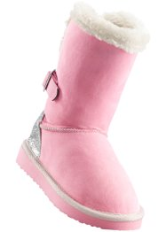 Stiefel, bpc bonprix collection, puderrosa