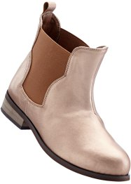 Stiefelette, bpc bonprix collection, kupfer