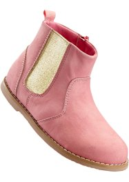 Stiefelette, bpc bonprix collection, rosa