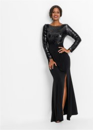 Maxikleid mit Pailletten, BODYFLIRT boutique