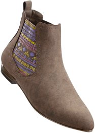 Chelseaboot, bpc bonprix collection, mittelbraun