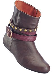 Stiefelette in 2 Weiten, bpc bonprix collection