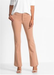 Business Hose bootcut, BODYFLIRT, camel