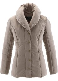 Steppjacke, bpc selection, taupe