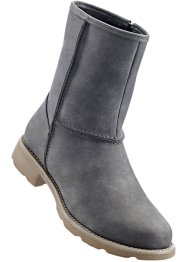 Stiefelette, bpc bonprix collection, anthrazit
