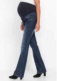 Umstandsjeans im Bootcut, bpc bonprix collection, blue stone